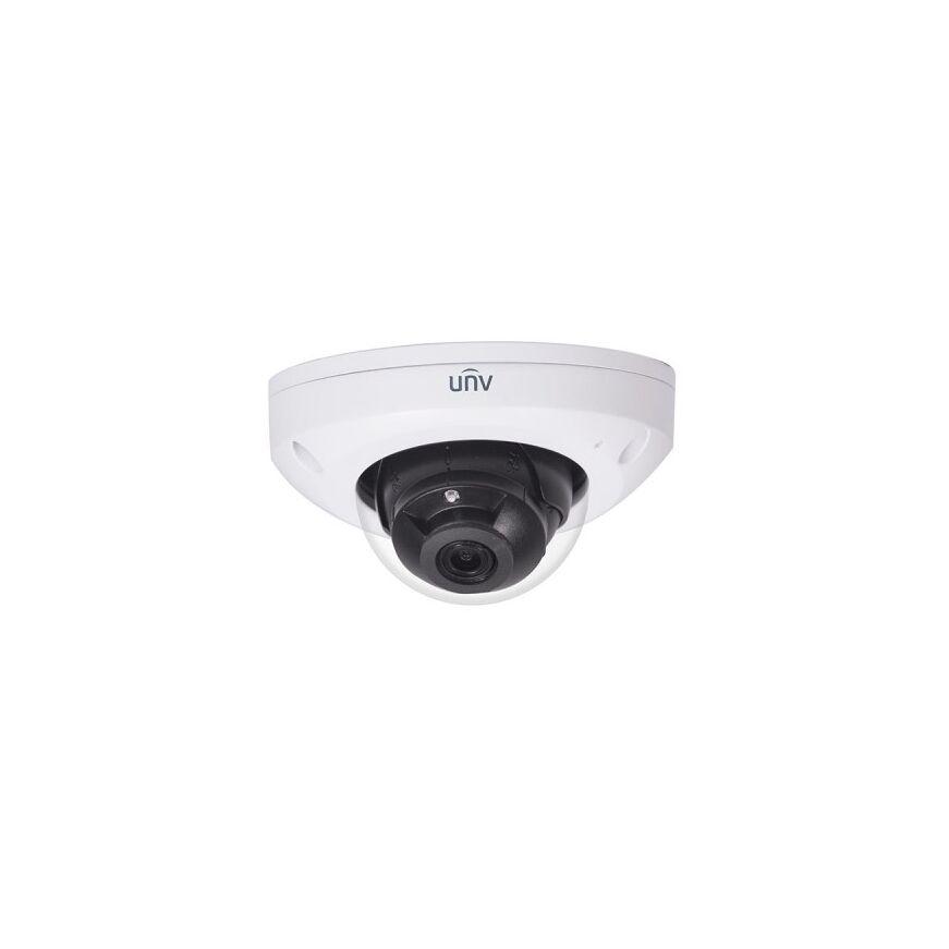 Компактная вандалозащищенная IP камера с аппаратным WDR IPC314SR-DVPF28
