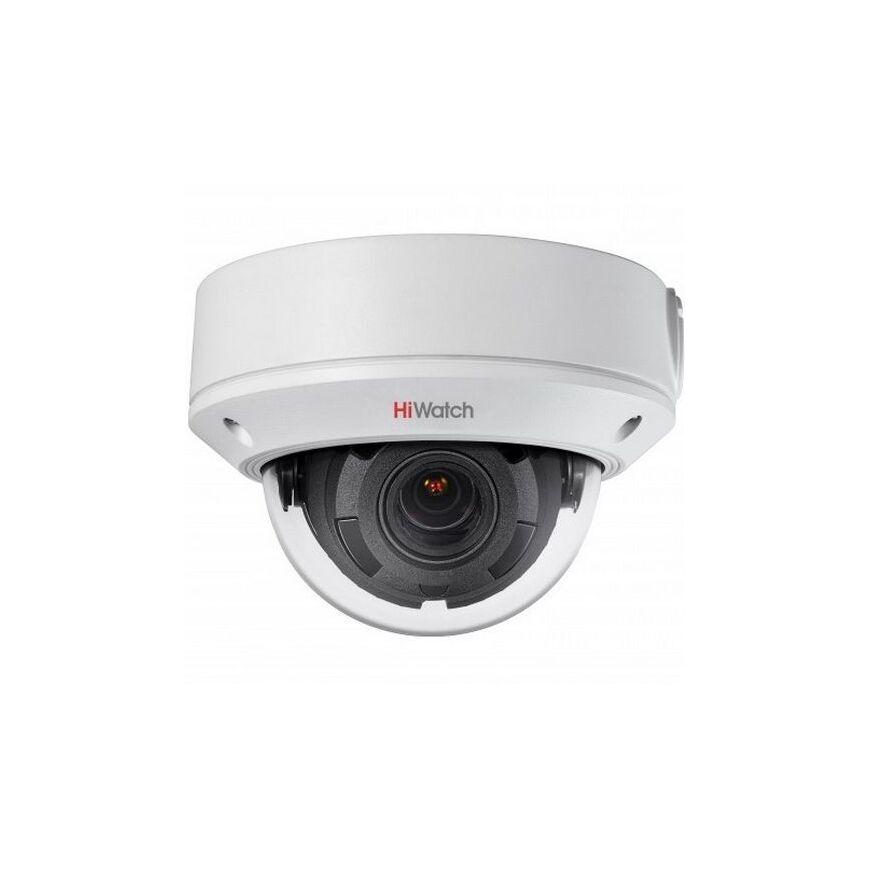 Новинка от Hiwatch! 4Мп купольная IP камера с вариообъективом DS-I458
