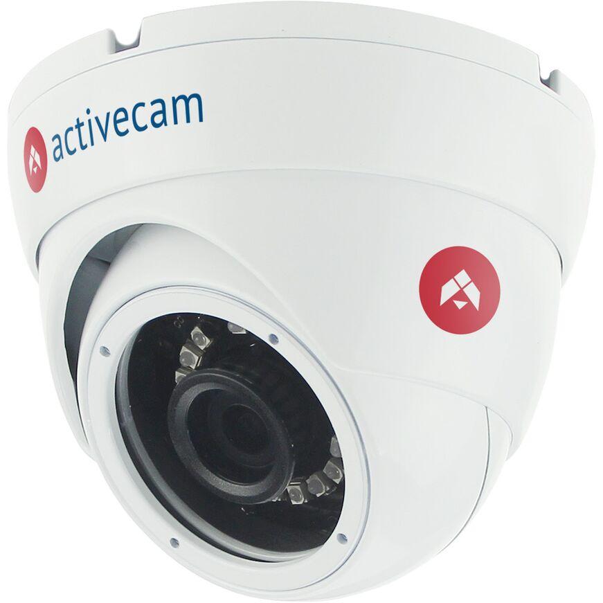 Компактная вандалозащищенная 2Мп мультистандартная камера ActiveCam AC-TA481IR2