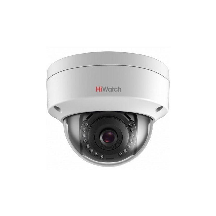 Новинка от HiWatch! IP камера DS-I452.